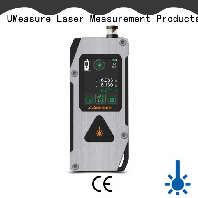 UMeasure durable best laser distance measurer bluetooth for wholesale