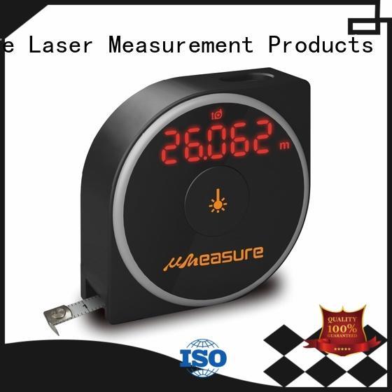 UMeasure universal distance meter laser display for wholesale