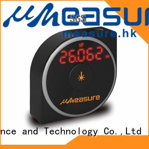 UMeasure usb charge laser distance measurer high-accuracy for worker