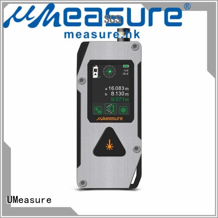 UMeasure mini bluetooth digital measuring tape handhold for worker