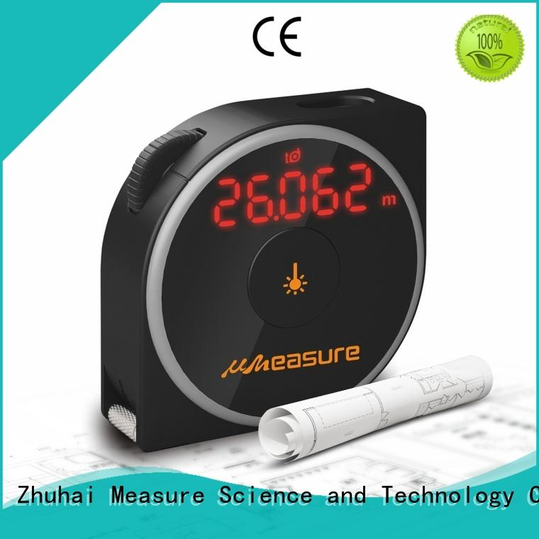 UMeasure multimode laser distance meter price high-accuracy for measuring