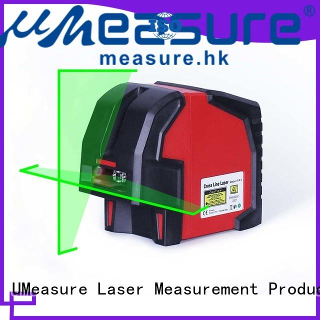 UMeasure popular laser level machine price wall