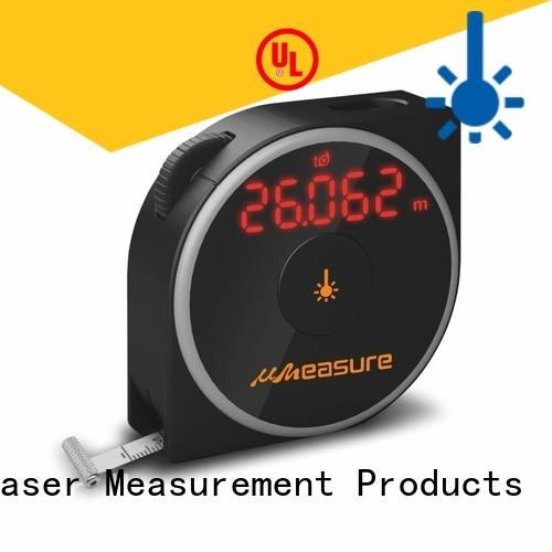 UMeasure carrying laser distance meter bluetooth for measuring