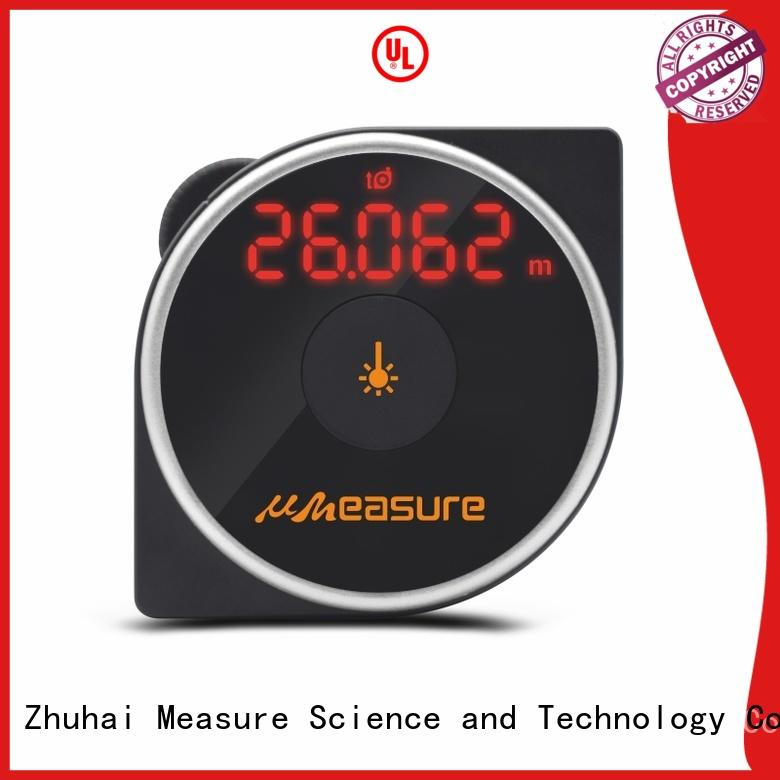 UMeasure carrying laser measuring device manufacturers lcd for wholesale
