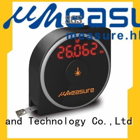 UMeasure household laser distance measurer bluetooth for wholesale