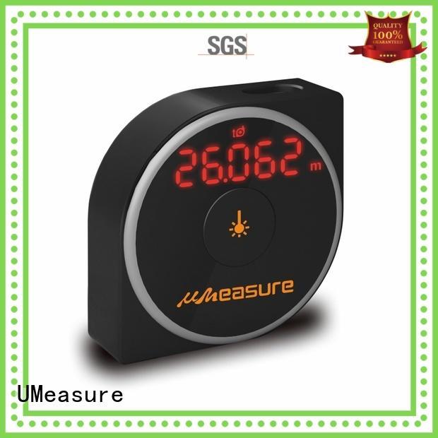 pythagorean handheld measuring OEM laser distance measurer UMeasure